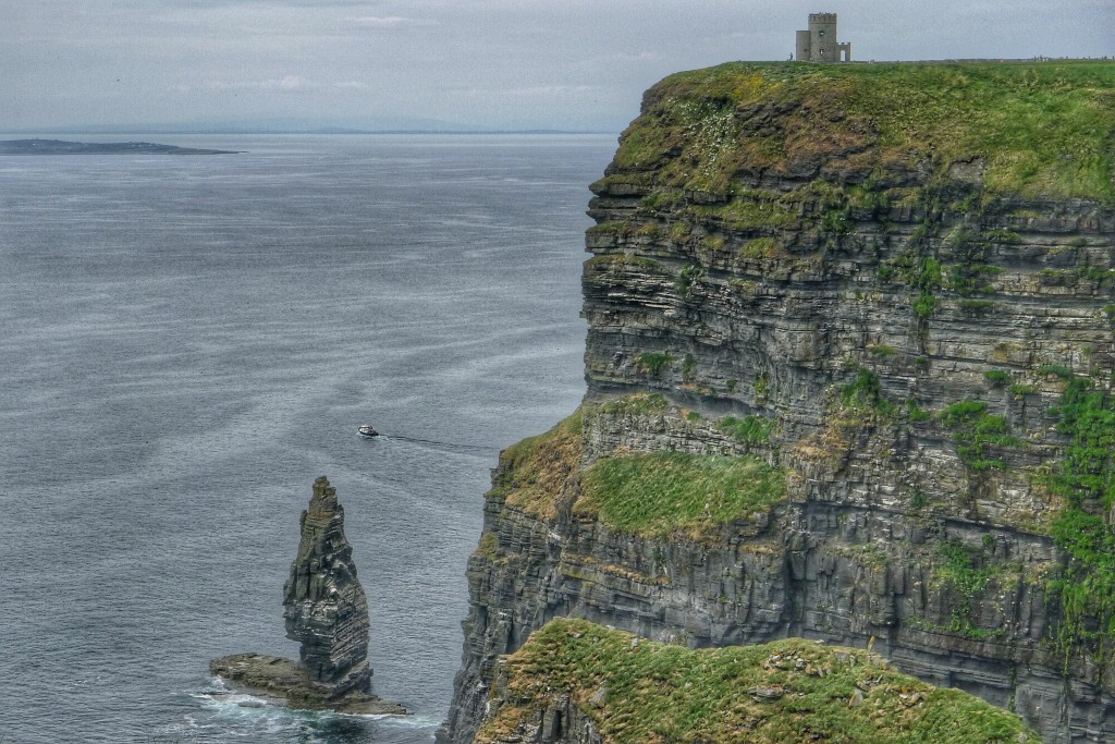The Cliffs of Moher looking good.