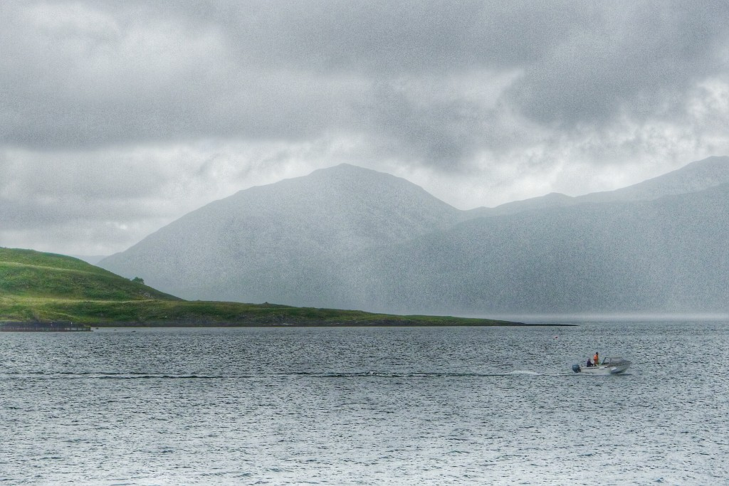 Loch Leven is Scotland's largest fjord.