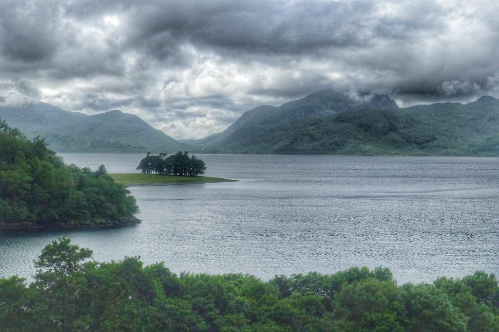 Another vote of Loch Leven.